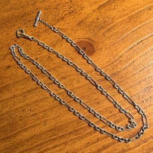 David Yurman Figaro Necklace